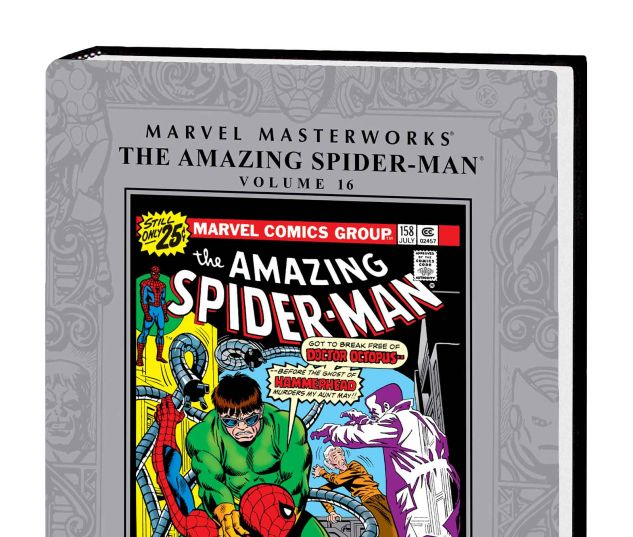 MARVEL MASTERWORKS: THE AMAZING SPIDER-MAN VOL. 16 HC
