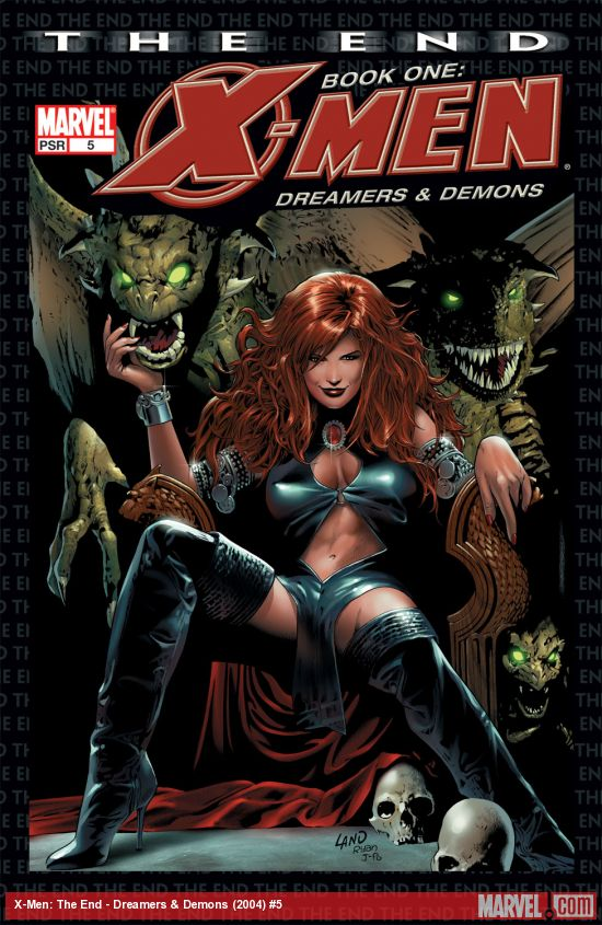 X-Men: The End - Dreamers & Demons (2004) #5