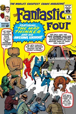 Fantastic Four (1961) #15