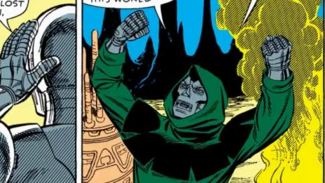 Marvel AR: Krystoff Bio
