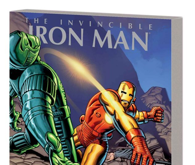 MARVEL MASTERWORKS: THE INVINCIBLE IRON MAN VOL. 3 TPB
