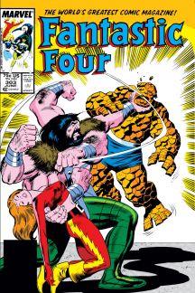 Fantastic Four #303