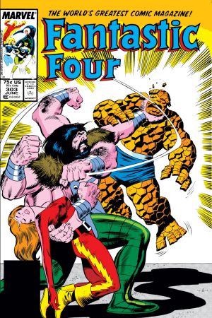 Fantastic Four (1961) #303
