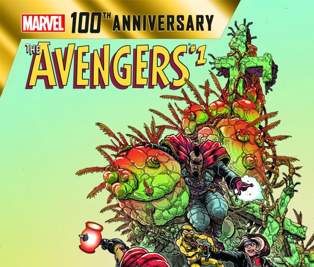 100TH ANNIVERSARY SPECIAL: AVENGERS 1 (WITH DIGITAL CODE)