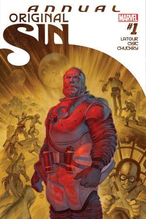 Original Sin Annual (2014) #1