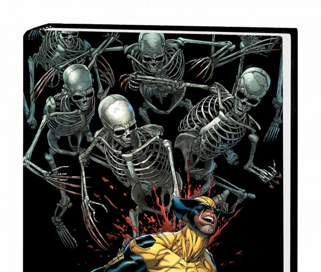 DEATH OF WOLVERINE HC QUESADA COVER (DM ONLY, WITH DIGITAL CODE)