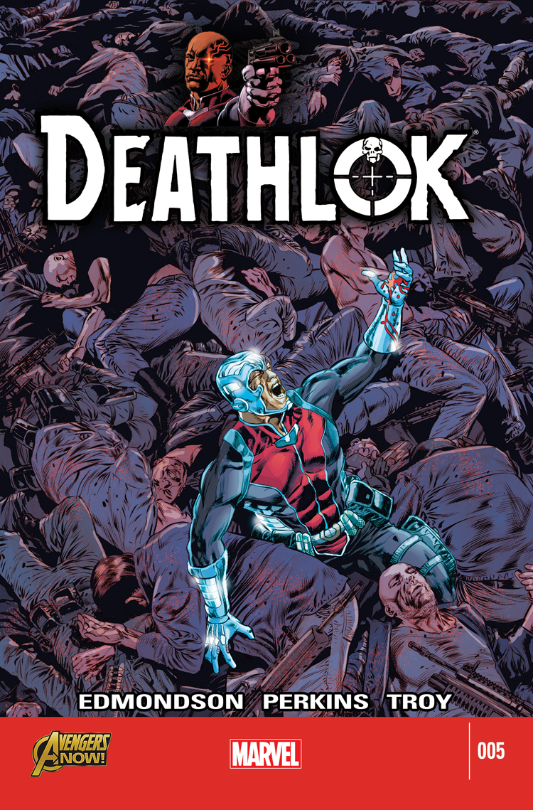Deathlok (2014) #5