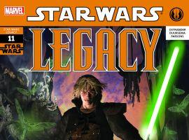Star Wars: Legacy (2006) #11