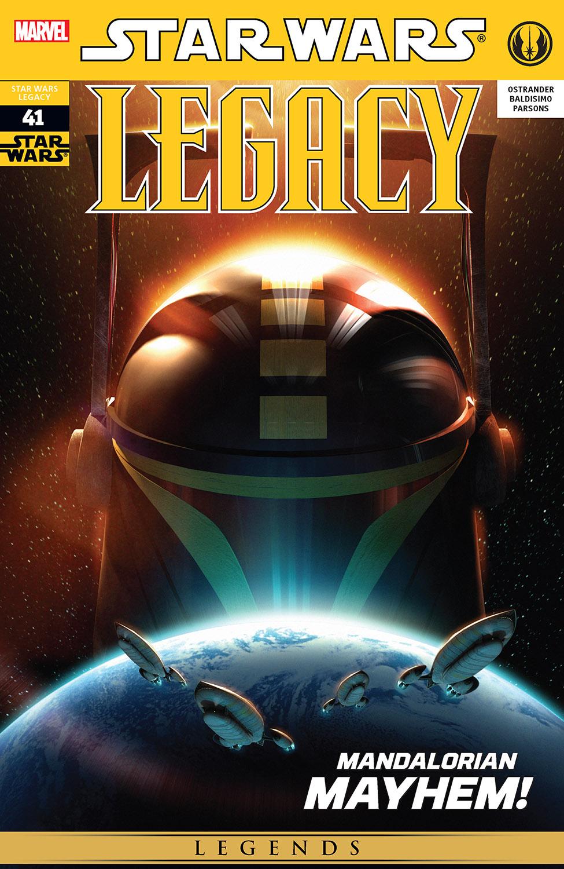 Star Wars: Legacy (2006) #41