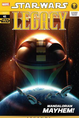 Star Wars: Legacy #41