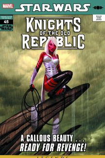 Star Wars: Knights Of The Old Republic #45