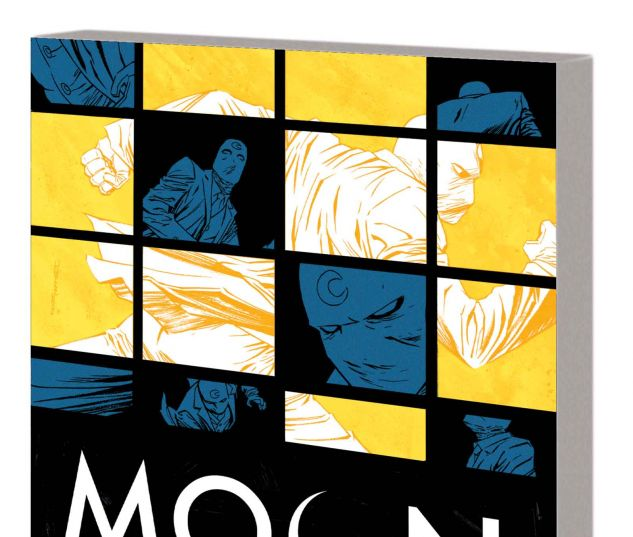 MOON KNIGHT VOL. 2: DEAD WILL RISE TPB