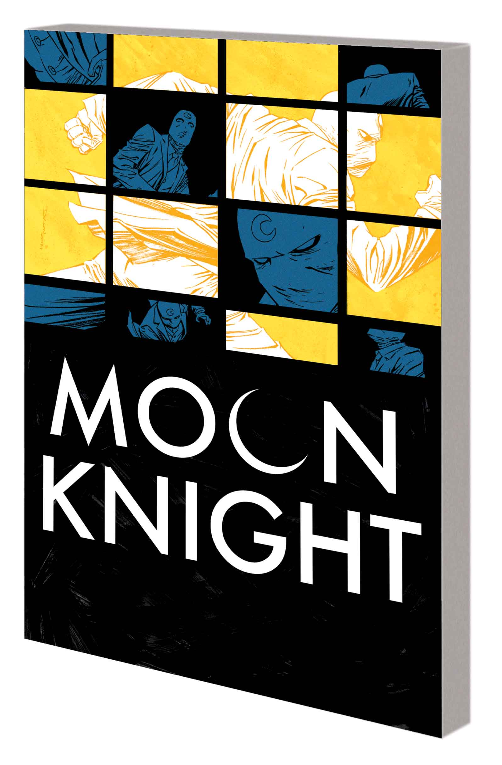 Moon Knight Vol. 2: Dead Will Rise (Trade Paperback)