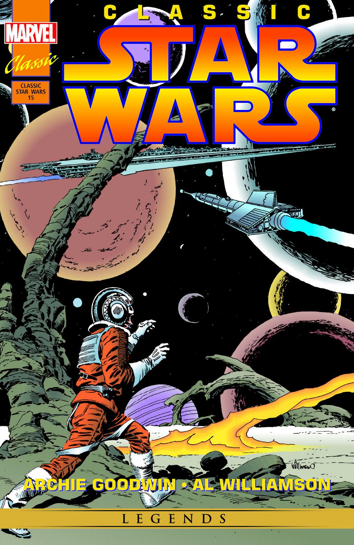 Classic Star Wars (1992) #15