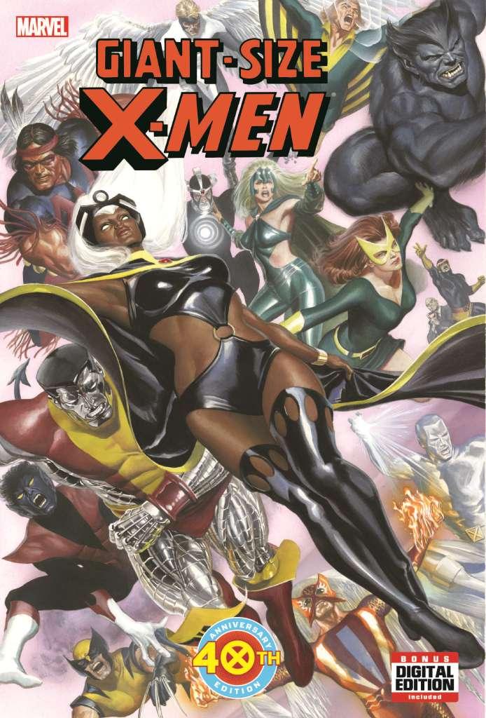 GIANT-SIZE X-MEN 40TH ANNIVERSARY HC (Hardcover)