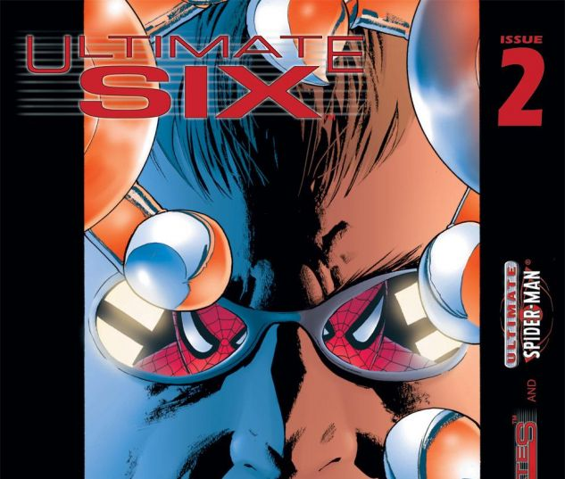 ULTIMATE SIX 2 cover