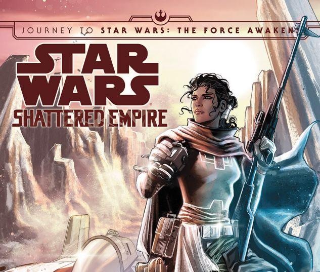 Star Wars: Journey to Episode VII (2015) #2