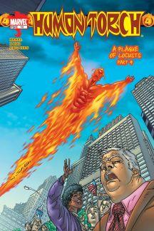 Human Torch #10