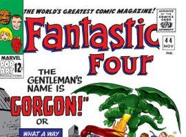 Fantastic Four #44