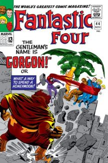 Fantastic Four (1961) #44