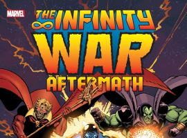 cover from Infinity War Aftermath (2015)