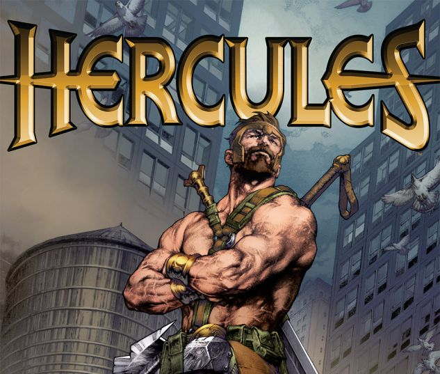 HERCULES 1 ANACLETO VARIANT (WITH DIGITAL CODE)