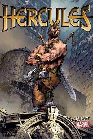Hercules (2015) #1 (Anacleto Variant)
