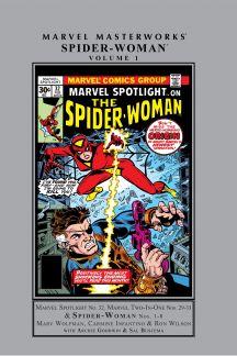 Marvel Masterworks: Spider-Woman (Hardcover)