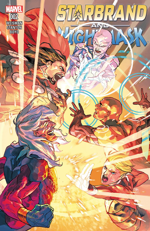 Starbrand & Nightmask (2015) #2