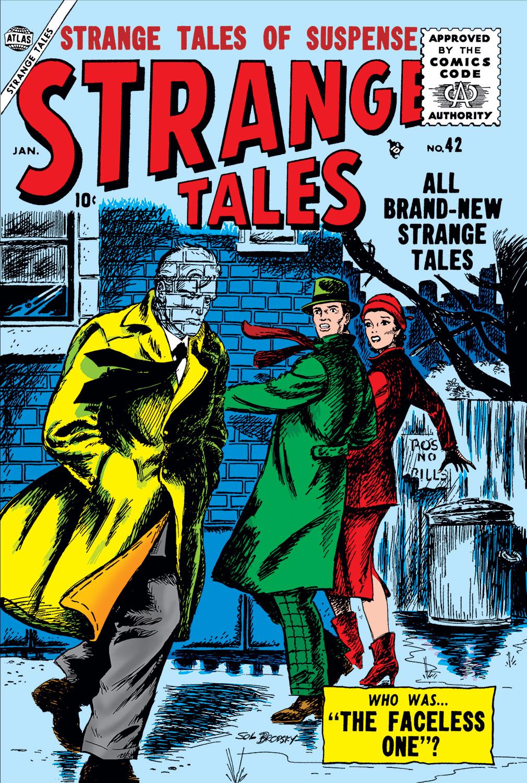 Strange Tales (1951) #42