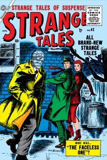 Strange Tales #42