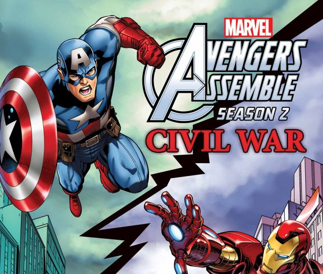 Marvel Universe Avengers Assemble: Civil War (2016) #1