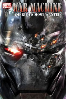 War Machine (2008) #6