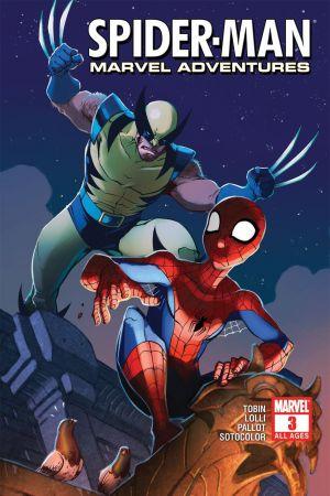 Spider-Man Marvel Adventures #3