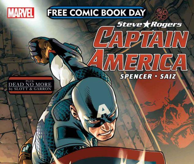 Free Comic Book Day España: Free Comic Book Day 2016 (Captain America) (2016) #1