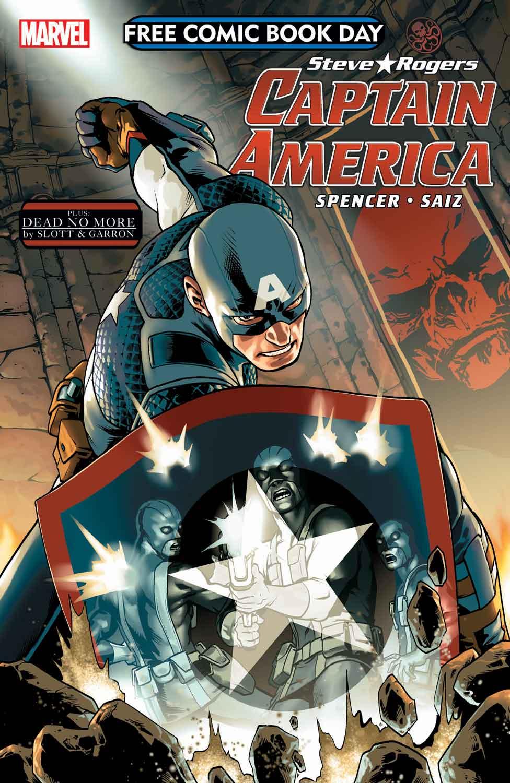Free Comic Book Day 2016 (Captain America) (2016) #1