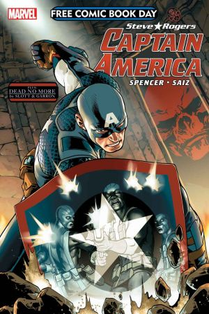 Free Comic Book Day 2016 (Captain America) #1