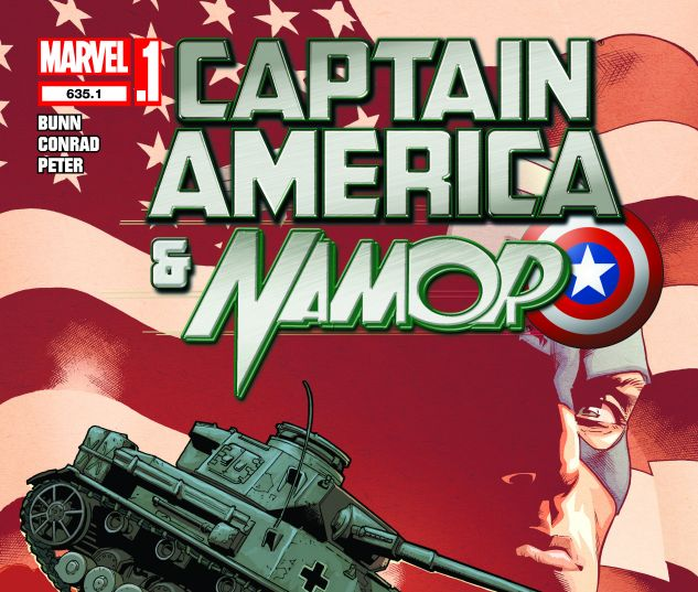 CAPTAIN AMERICA AND... (2012) #635.1 Cover