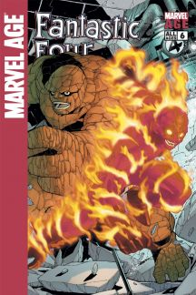 Marvel Age Fantastic Four Vol. 2: Doom (Digest)