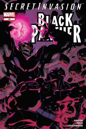 Black Panther #40