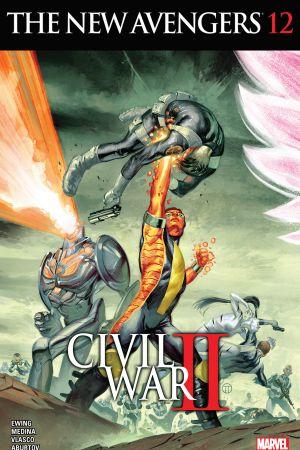 New Avengers (2015) #12