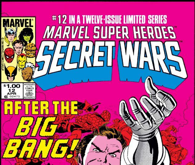 Secret Wars (1984) #12