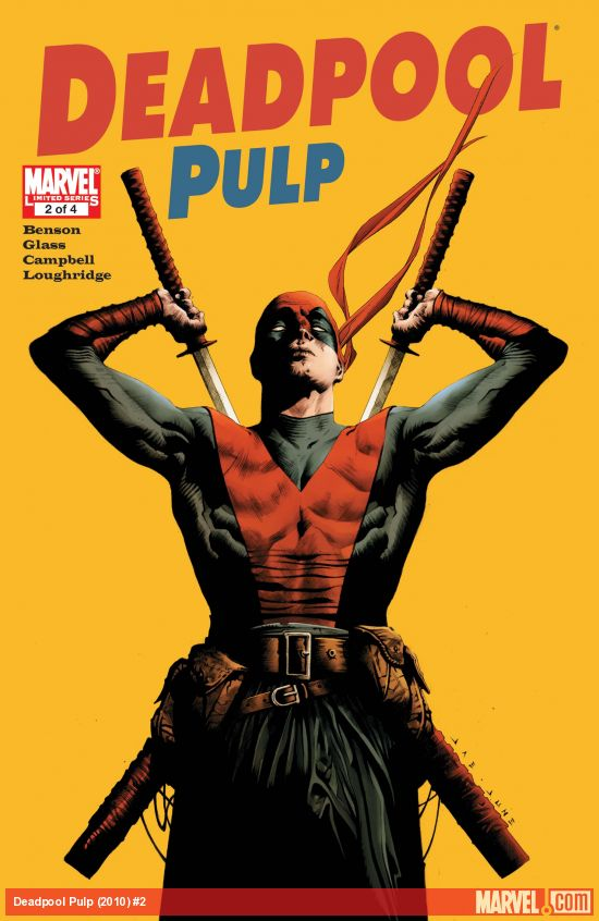 Deadpool Pulp (2010) #2