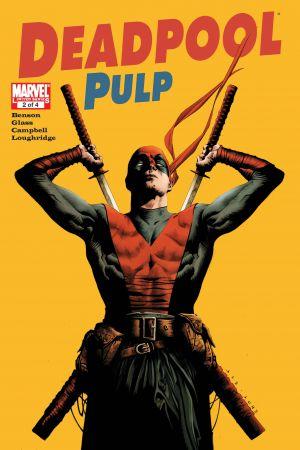 Deadpool Pulp #2