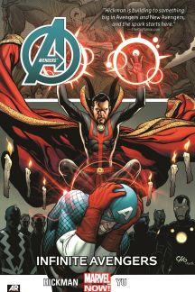 Avengers Vol. 6: Infinite Avengers (Hardcover)