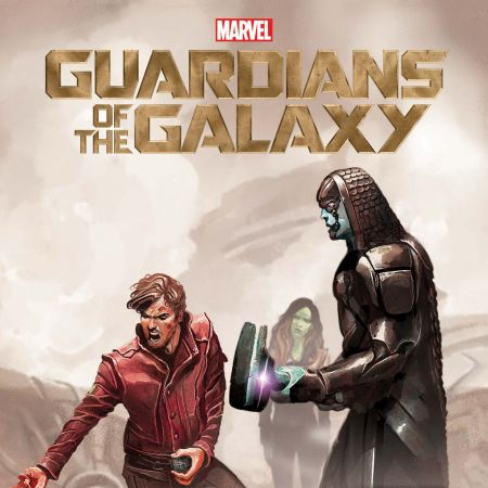 Guidebook to The Marvel Cinematic Universe - Marvel's Guardians of the Galaxy (2016)