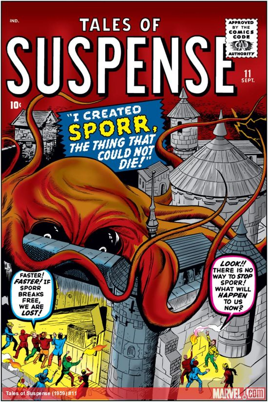 Tales of Suspense (1959) #11