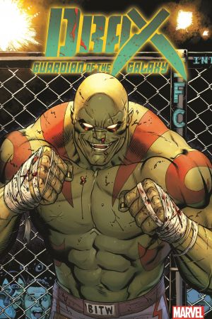 Drax: Guardian of The Galaxy (Trade Paperback)