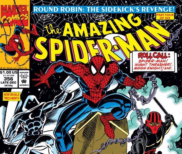 Amazing Spider-Man (1963) #356