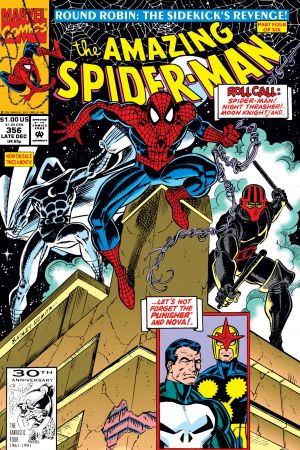 The Amazing Spider-Man (1963) #356